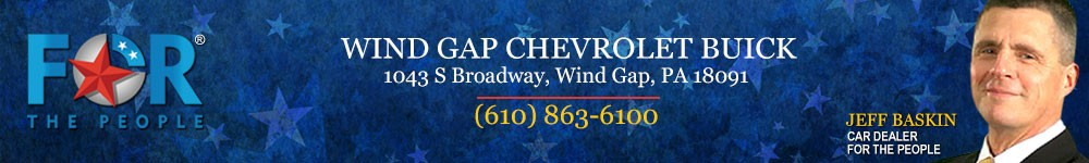Wind Gap Chevrolet Buick - Wind Gap, PA